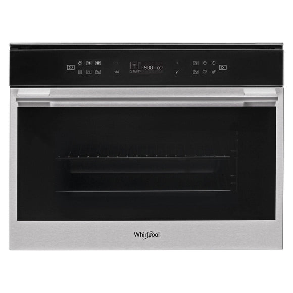 WHIRLPOOL Wifi Connected Built In Combination Microwave Oven - W7MW461UK