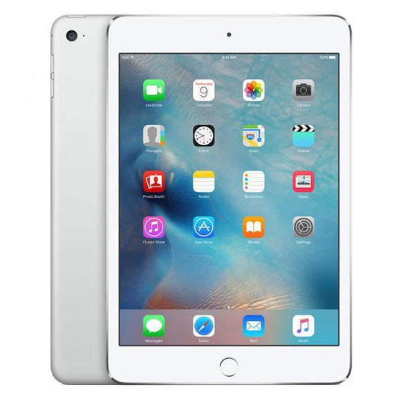 APPLE iPad mini 4 Wi-Fi 128GB - MK9P2BA-Briscoes