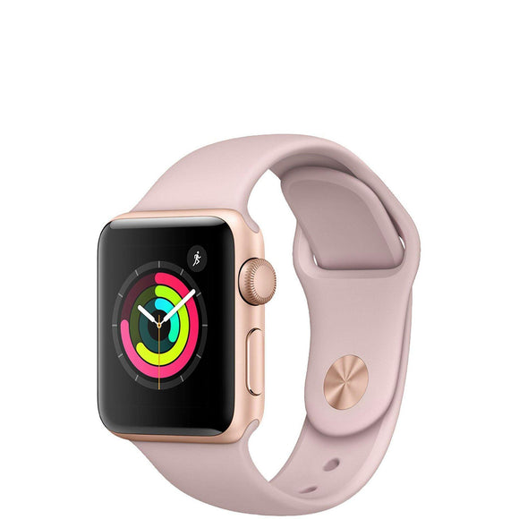 APPLE Watch 3 42mm Pink Sand Band - MQL22BA-Briscoes