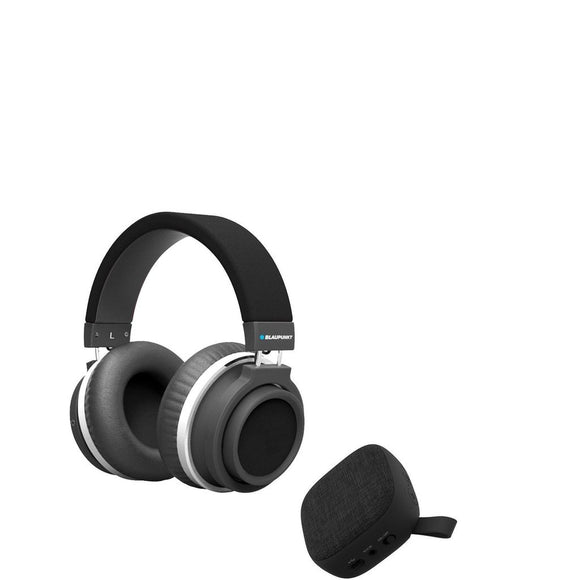 BLAUPUNKT Wireless Headphones & Bonus Speaker - BLP1700-Briscoes