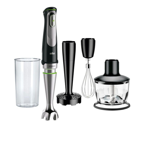 BRAUN Multi Quick 9 Hand Stick Blender  - MQ9037X-Briscoes