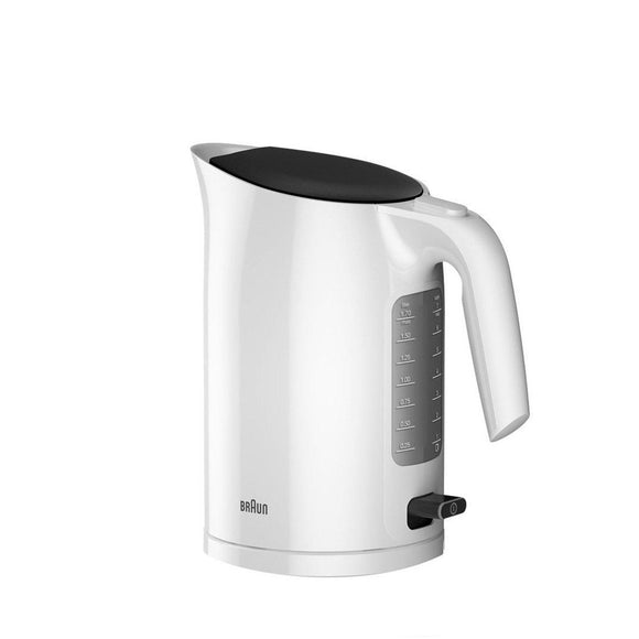 BRAUN PurEase Kettle - WK3110WH-Briscoes