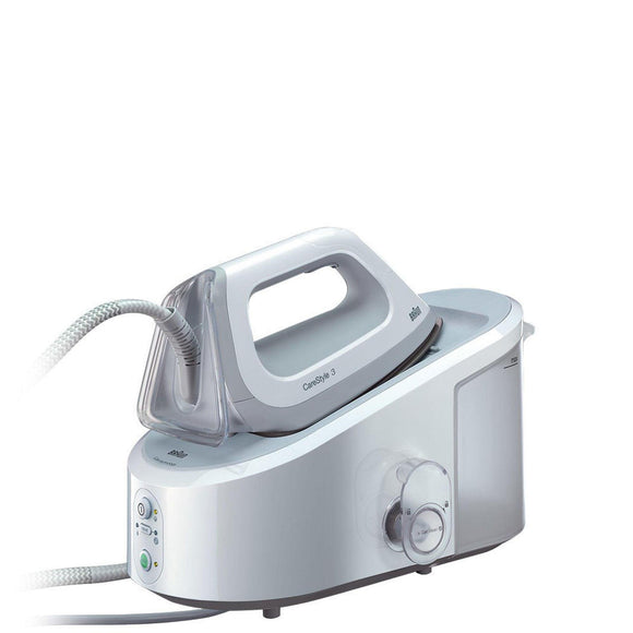 BRAUN Steam Generator Iron - IS3041WH-Briscoes