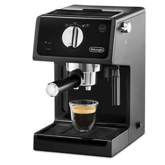 DELONGHI Pump Espresso Coffee Machine - ECP3121-Briscoes