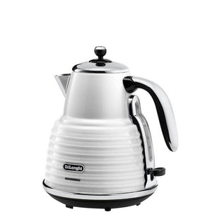 DELONGHI Scultura Electric Kettle - KBZ3001W-Briscoes