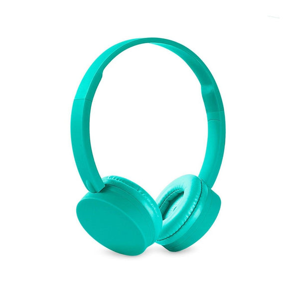ENERGY BT1 Bluetooth Headphones Mint Green - 424573EY-Briscoes