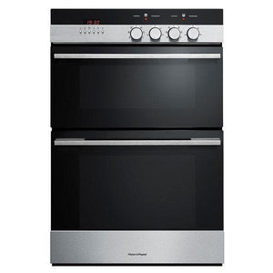 FISHER & PAYKEL 60cm Built-In Double Oven - OB60B77CEX3-Briscoes