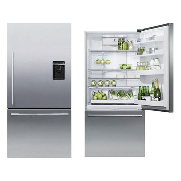 FISHER & PAYKEL Fridge Freezer - E522BRXFDU4-Briscoes