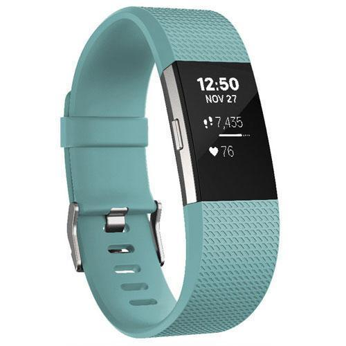 FITBIT Charge 2 Teal Large - FB407STELEU-Briscoes
