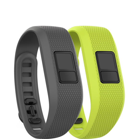 GARMIN Vivofit 3 Band Set - 101245201-Briscoes