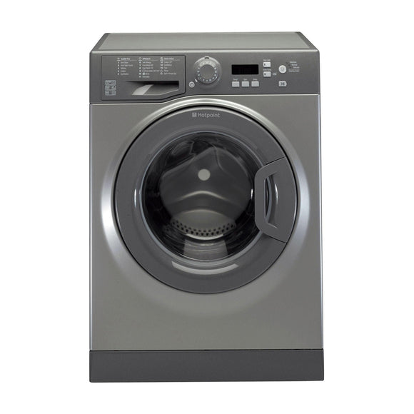HOTPOINT Aquarius 7kg Washing Machine 1400 Spin - WMBF742GUK-Briscoes