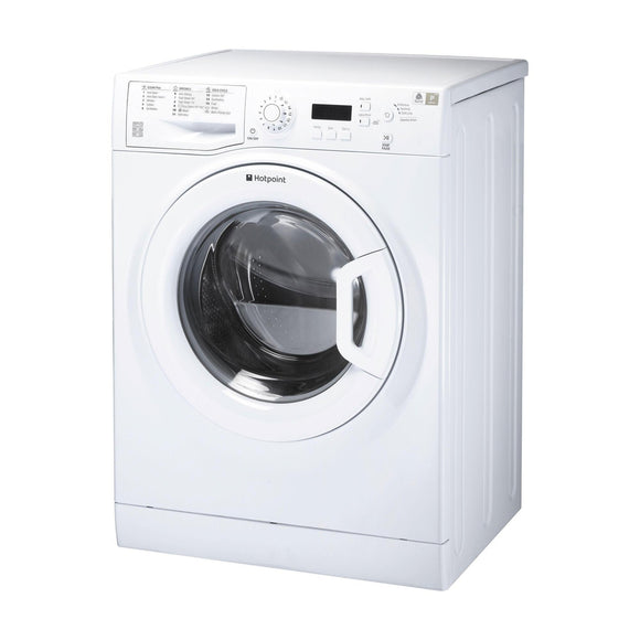 HOTPOINT Aquarius 8kg Washing Machine 1400 Spin - WMBF844PUK-Briscoes