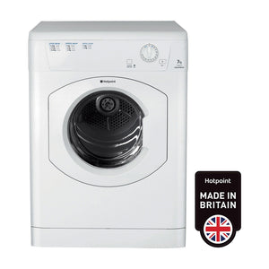 HOTPOINT Vented tumble Dryer 7Kg - TVM570PUK-Briscoes