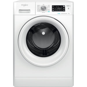 Whirlpool  7Kg, 1400 Spin, A+++ Rated, Washing Machine - FFB7438WVUK