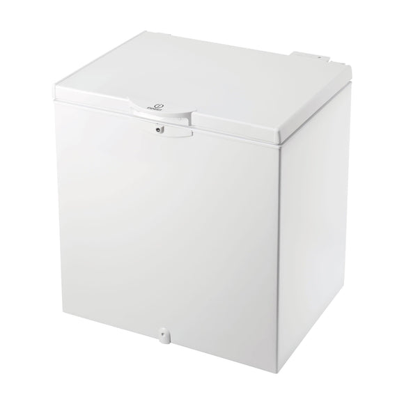 INDESIT 204 Litre Chest Freezer - OS1A200H2UK-Briscoes