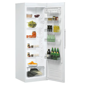 INDESIT 60cm Tall Fridge 187cm High - SI81QWDUK-Briscoes