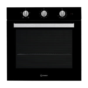 INDESIT Aria Collection 66 Litre Single Oven with Easy To Clean - IFW6330BLUK-Briscoes