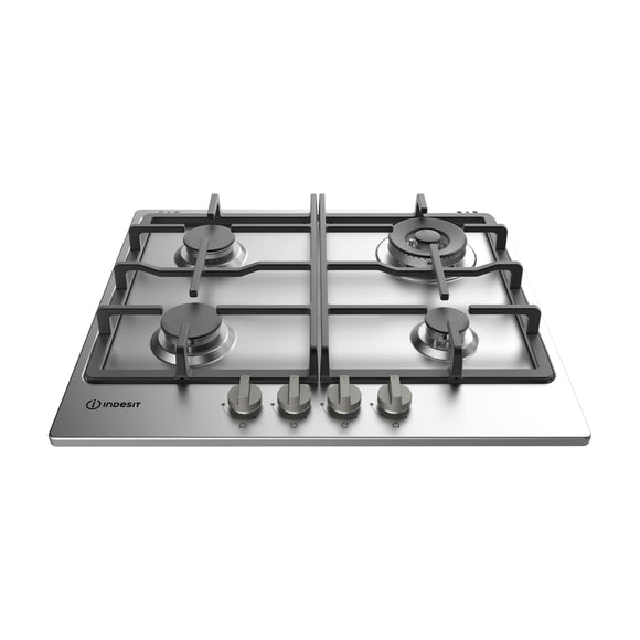 INDESIT Aria Collection Gas Hob - THP641WIXI-Briscoes