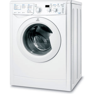 Indesit Ecotime White Washer Dryer  IWDD7143