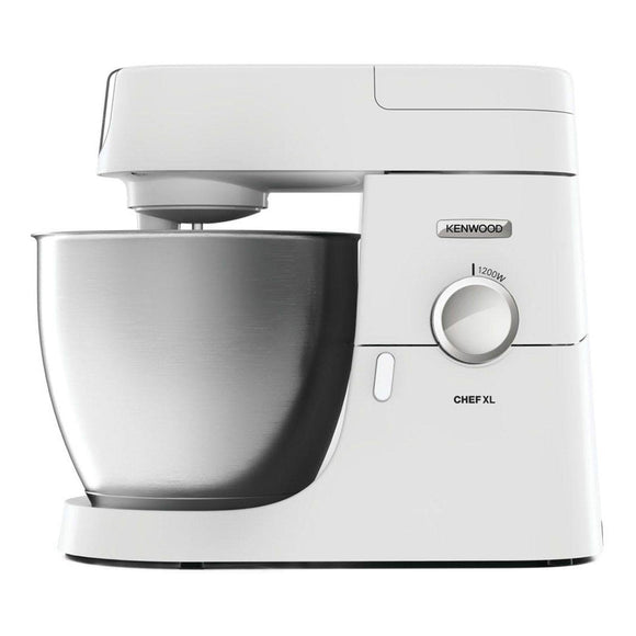 KENWOOD Chef Xl 67L 1200W Food Mixer - KVL4100W-Briscoes