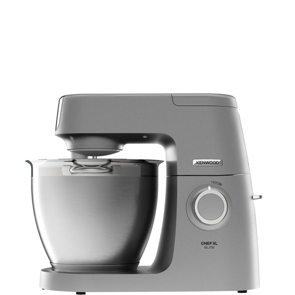 KENWOOD Elite Chef XL Food Mixer-Tone - KVL6100S-Briscoes