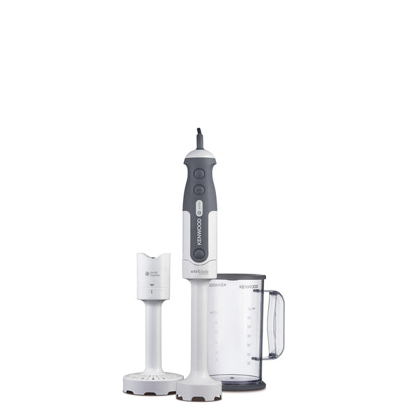 KENWOOD Hand Blender With Potato Masher - HDP300WH-Briscoes