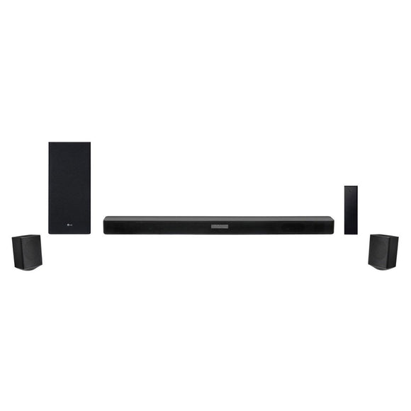 LG 4.1 Channel High Res Audio Soundbar - SK5R-Briscoes