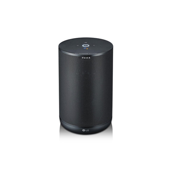 LG ThinQ® Speaker with Google Assistant Built-In - WK7-Briscoes