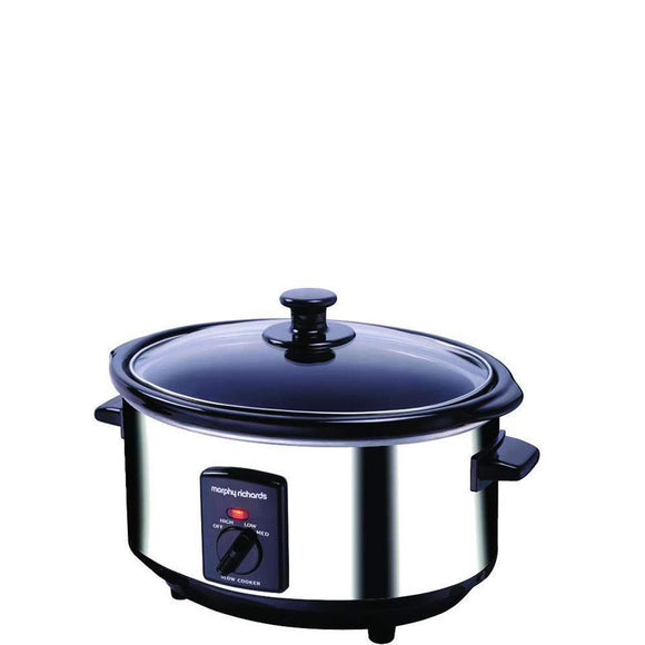 MORPHY RICHARDS 3.5L Slow Cooker - 48710-Briscoes