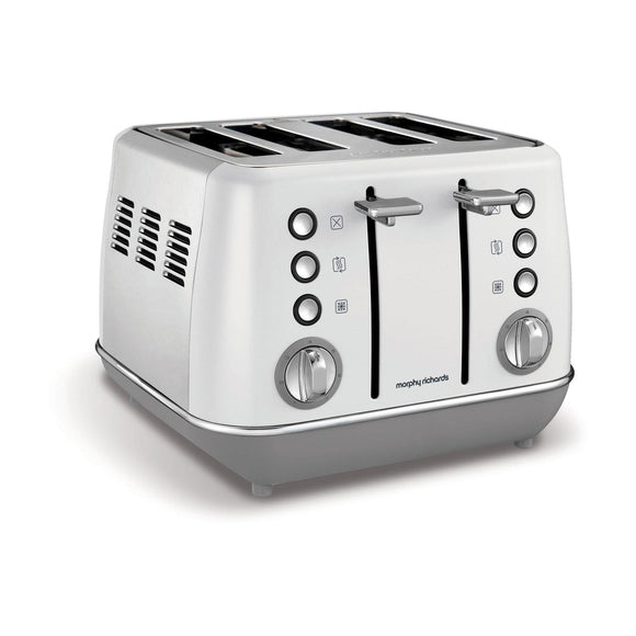 MORPHY RICHARDS Evoke 4 Slice Toaster - 240109-Briscoes