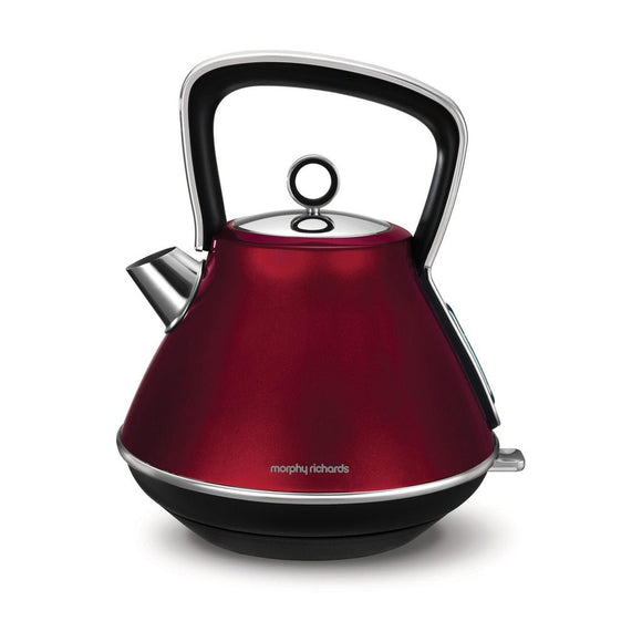 MORPHY RICHARDS Evoke Pyramid Kettle - 100108-Briscoes