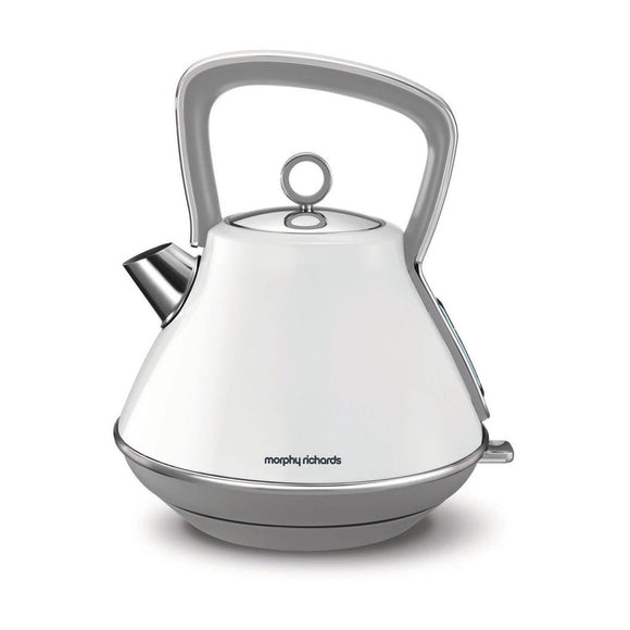 MORPHY RICHARDS Evoke Pyramid Kettle - 100109-Briscoes