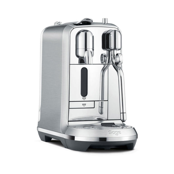 NESPRESSO Creatista Plus Coffee Machine - BNE800BSS-Briscoes