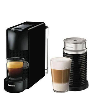 NESPRESSO Essenza Mini with Milk Frother - XN111840-Briscoes