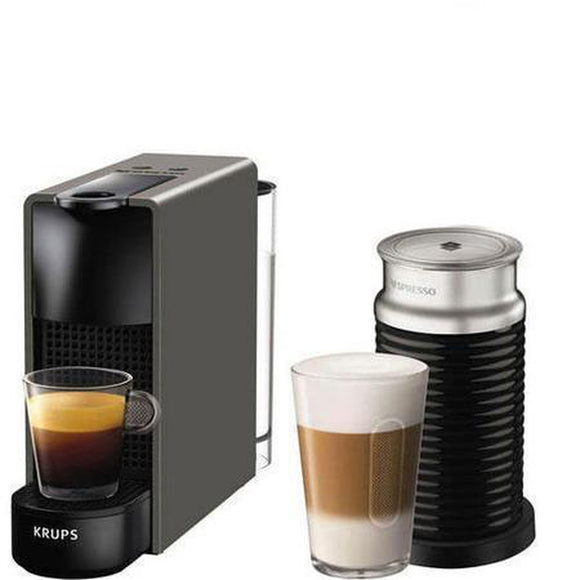 NESPRESSO Essenza Mini with Milk Frother - XN111B40-Briscoes