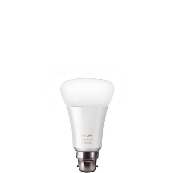 PHILIPS Hue Ambiance B22 Single - 929001200201-Briscoes