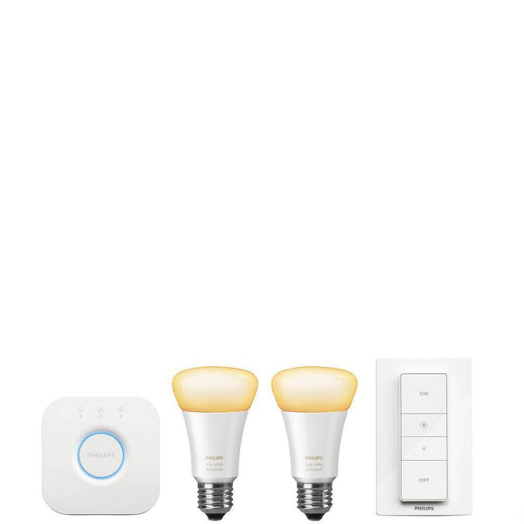 PHILIPS Hue Ambiance Starter Kit E27 - 929001200102-Briscoes