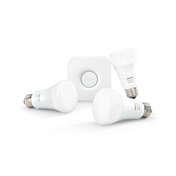 PHILIPS Hue Color Starter E27 - 929001257302-Briscoes