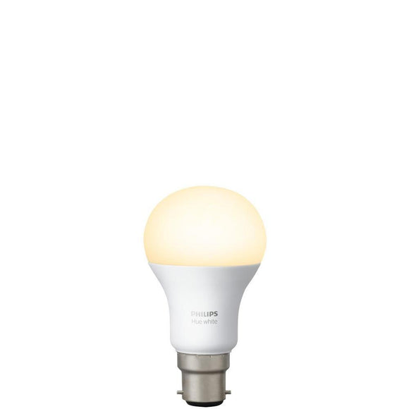 PHILIPS Hue Single (B22) - 929001137101-Briscoes