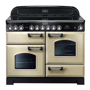 RANGEMASTER Range Cooker Classic Dl 110 Induction - CDL110EICRC-Briscoes