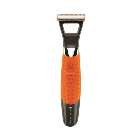 REMINGTON Durablade Shaver Orange - MB050-Briscoes