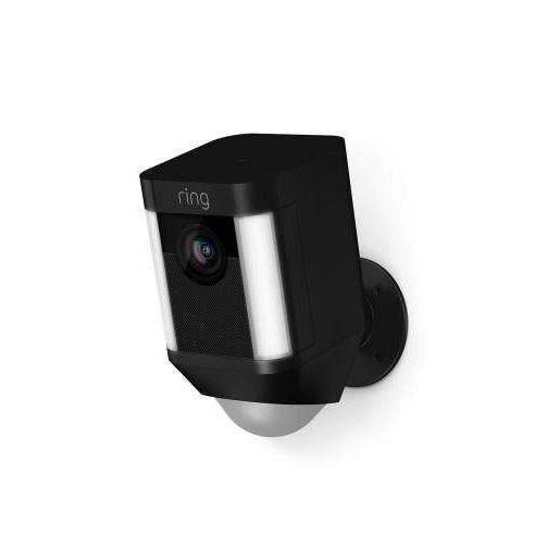 RING Spotlight Battery Cam - 648SB1S7UO-Briscoes