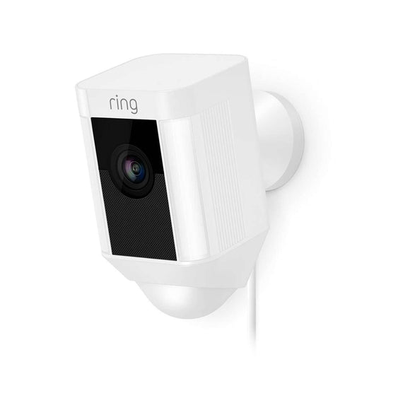 RING Spotlight Battery Cam - 648SB1S7WEUO-Briscoes