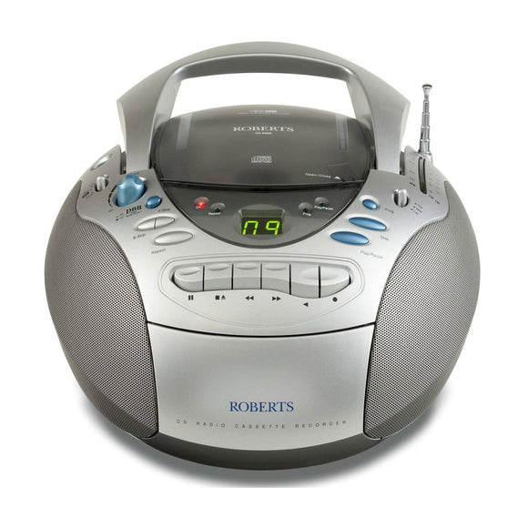 ROBERTS Cd/Radio And Tape Radio - CD9960-Briscoes