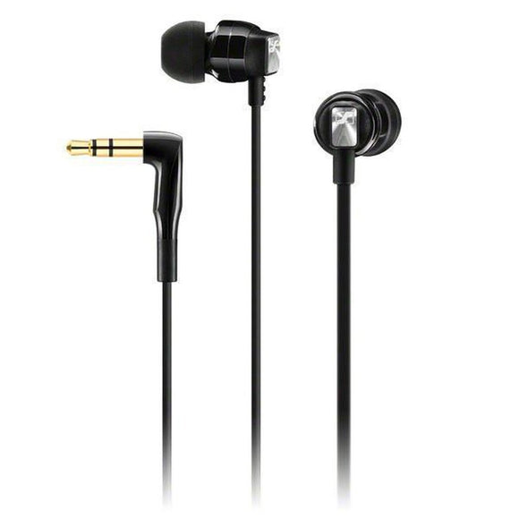 SENNHEISER In-Ear Headphones - CX300BLACK-Briscoes