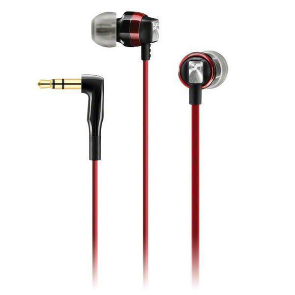 SENNHEISER In-Ear Headphones - CX300RED-Briscoes