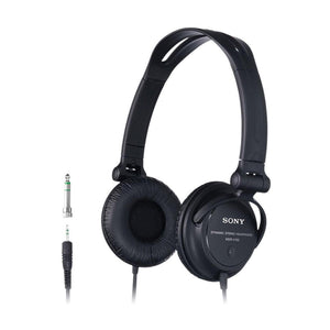 SONY DJ Monitoring Headphones With Reversible Earcups - MDRV150CE7-Briscoes