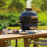 BERGHOFF Ceramic Charcoal BBQ and Oven Medium