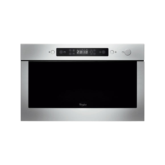 WHIRLPOOL 38cm Combi Microwave with Standard Styling - AMW439IX-Briscoes