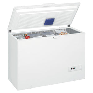 WHIRLPOOL 437 Litre Chest Freezer - WHM4611-Briscoes